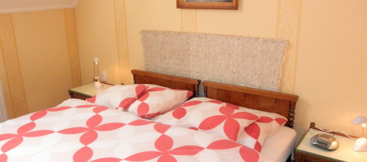 Gyula apartment 11 - bedroom 1 - the near the Castle Bath - Spa