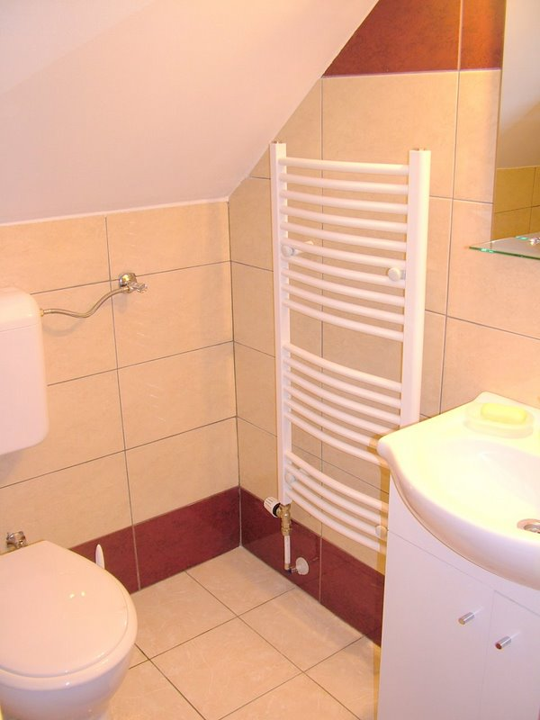 Gyula apartment 9 - bathroom set